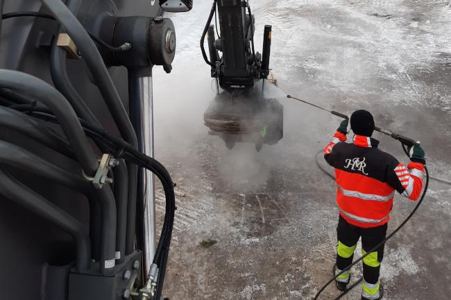 Jätteidenkäsittely - Hämeen Viherrakennus