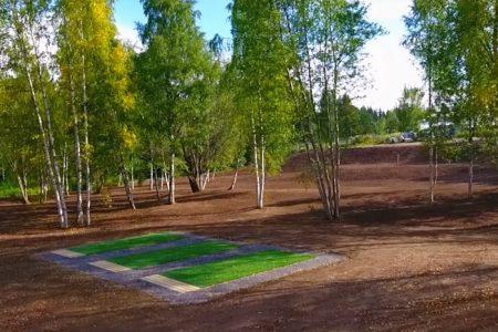 Hämeen Viherrakennus - Golfkenttien rakentaminen