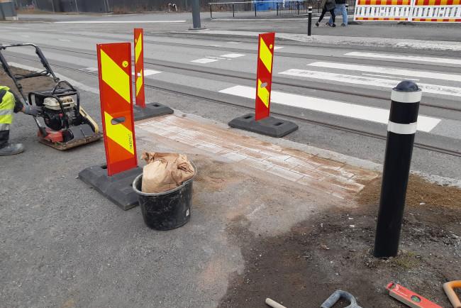 Hämeen Viherrakennus - Referenssi - Raitiotieallianssi